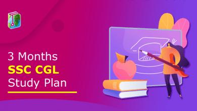 3 Months SSC CGL Study plan