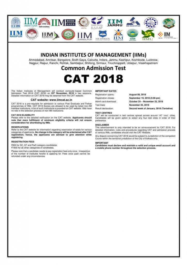 CAT-2018-Official-Notification