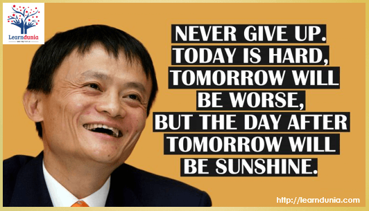 Honorary Doctorate Entrepreneur Of The Year Jack Ma