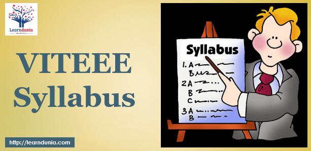 VITEEE Syllabus