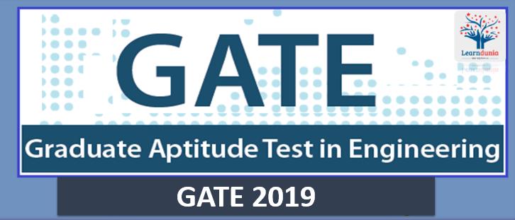 Gate 2019: Answer keys, Syllabus, Cutoff, Admit Card, Exam