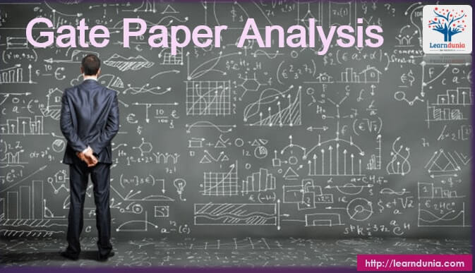gate paper analysis