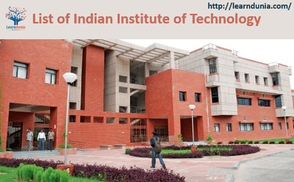 List of Indian Institute of Technology