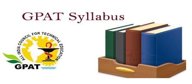 GPAT Syllabus