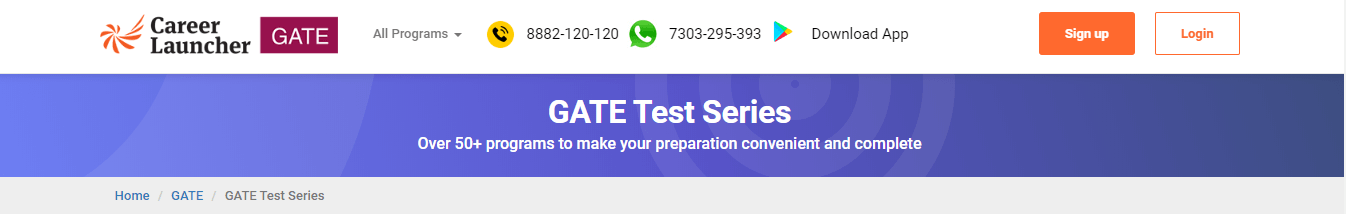 GATE Mock Tests by Career Launcher