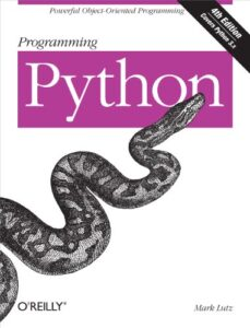 Programming Python Powerful Object-Oriented Programming