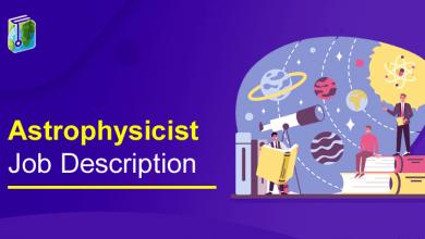 astrophyscicist Job Description