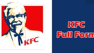 KFC Full Form